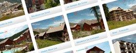 Photos hébergements de Puy Saint Vincent