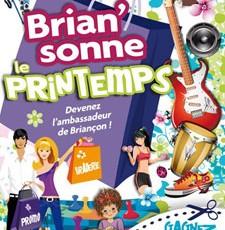 Brian'Sonne le Printemps du 20 au 22 avril 2012