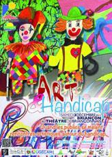 """Journée """"Art & Handicap"""" le 3 décembre à Briançon"""