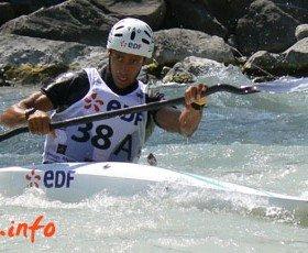 Coupe du Monde de canoë kayak slalom