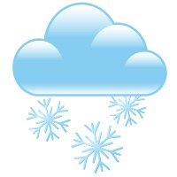 Neige le 15 octobre 2012 !