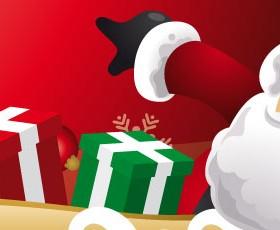 Où voir le Père Noël ???