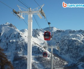 Ski à Serre Chevalier et à Montgenèvre