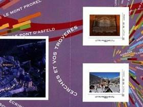 L'OT de Briançon lance ses timbres et sa Buzz Carte