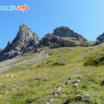 Tour de l'Aiguillette du Lauzet