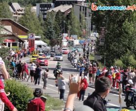Photos du Tour 2011 à Serre Chevalier