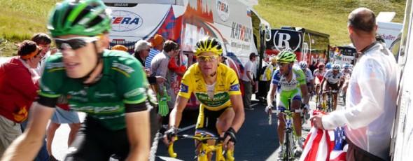 Photos du Tour 2011 au col du Lautaret