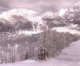 2 mètres de neige au sommet !
