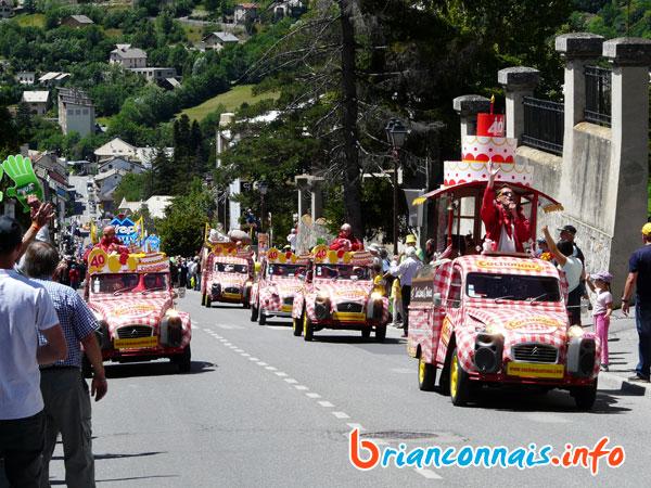 caravane tour 2011 cochonou briancon