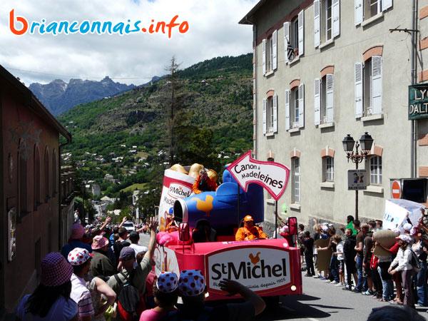 caravane tour 2011 st-michel briancon