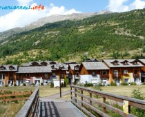 Les Chalets du Jardin Alpin