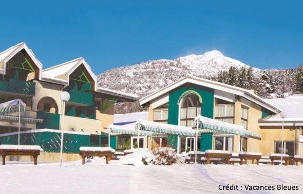 Club Alpes d'Azur Vacances Bleues Serre Chevalier