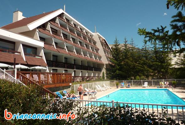 club hotel maeva serre chevalier chantemerle
