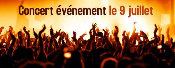 Pop Song Live le 9 juillet à Briançon
