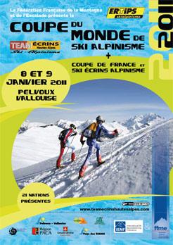 coupe du monde ski alpinisme pelvoux vallouise