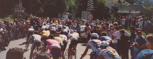 Le Tour de France, c'est dans un mois  !