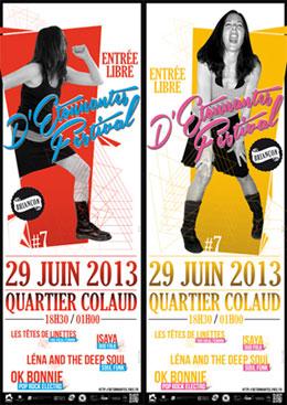 d'étonnantes festival 2013 briancon concerts gratuits au féminin