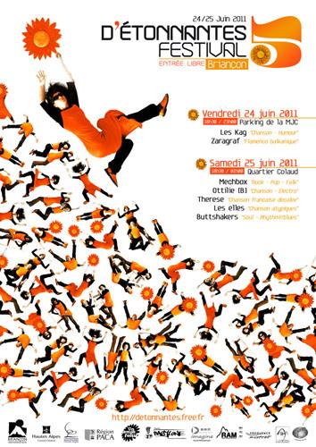 d'étonnantes festival briançon juin 2011