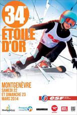 L'Etoile d'Or 2014 à Montgenèvre
