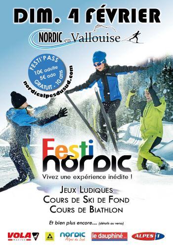 festi nordic vallouise fevrier 2018