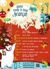 festivités briançon noel 2012