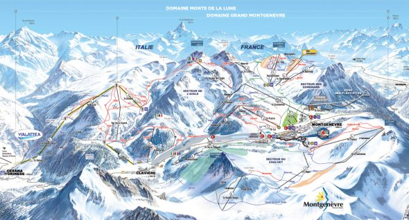 forfait montgenevre tarif ski enfant adulte