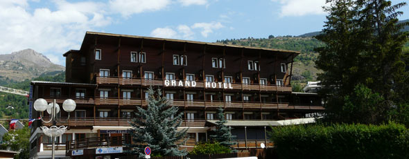 Le Grand Hôtel de Serre Chevalier racheté