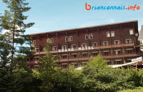 grand hotel serre chevalier 1350