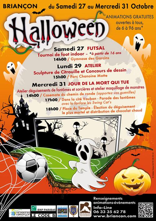 halloween 2012 à briancon