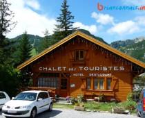 hotel chalet des touristes serre chevalier villeneuve