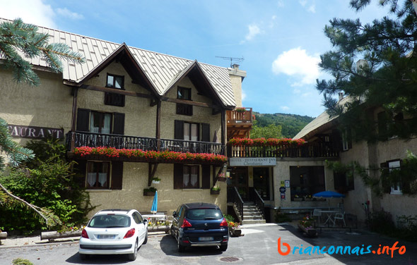 hotel christiania serre chevalier 1400