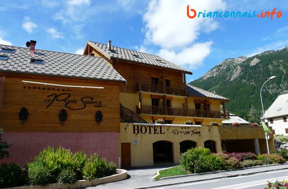 hotel mont thabor serre chevalier villeneuve