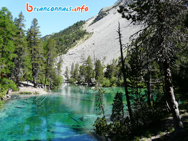 lac Vert en vallée Etroite
