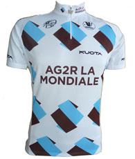 Equipe AG2R : stage et partenariat avec Montgenèvre