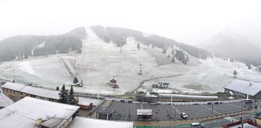 neige montgenevre 25 septembre 2020