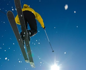 Week-end ski à 100%