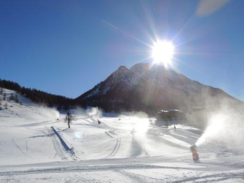 ouverture ski montgenevre 28 novembre 2015