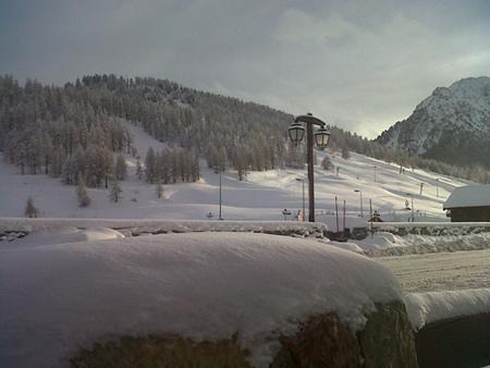 ouverture ski montgenevre 30 novembre 2013