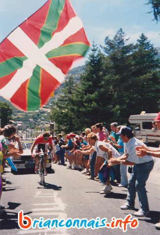 pascal richard tour de france 1989 briançon