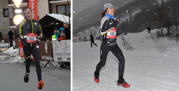 photos vainqueurs trail blanc 2011