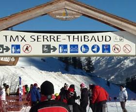 Télémix de Serre Thibaud - Montgenèvre