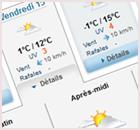 prévisions météo briançon