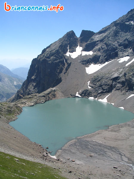 rando lac de l'Eychauda