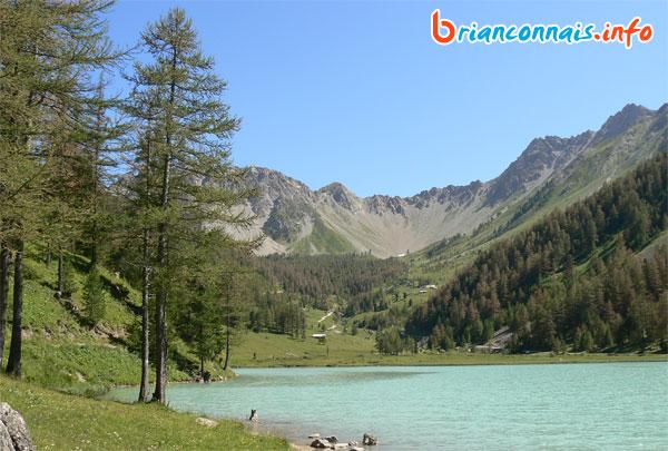 lac de l'Orceyrette