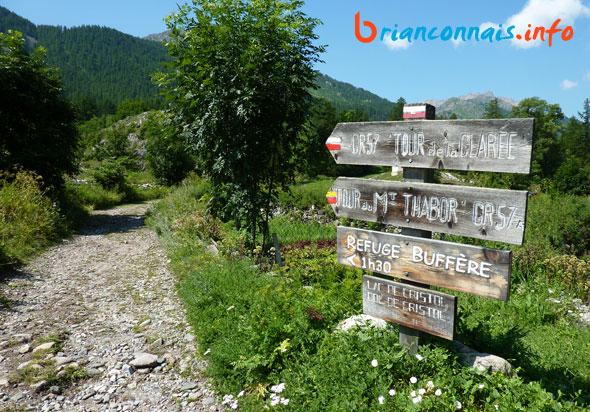 randonnées et balades dans le Briançonnais