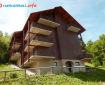 résidence balcons de narreyroux puy-st-vincent 1600