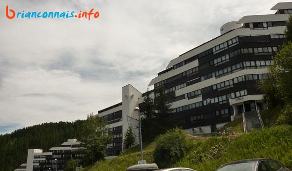 Résidence Cortina à Puy Saint Vincent