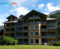 résidence edelweiss jardin alpin serre chevalier