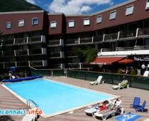 résidence lautaret serre chevalier avec piscine