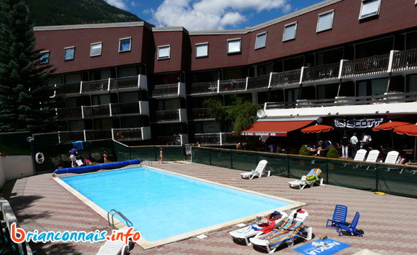 R sidence lautaret brian onnais info brian on serre for Briancon piscine